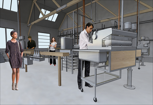 Intelligentsia Venice Renderings Revealed