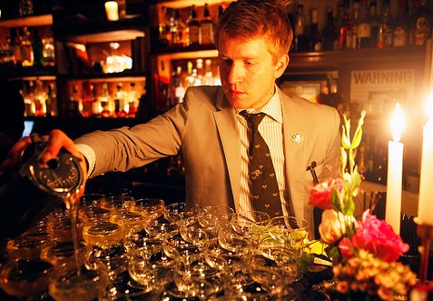 Interview: Death & Co. bartender-mixologist Alex Day