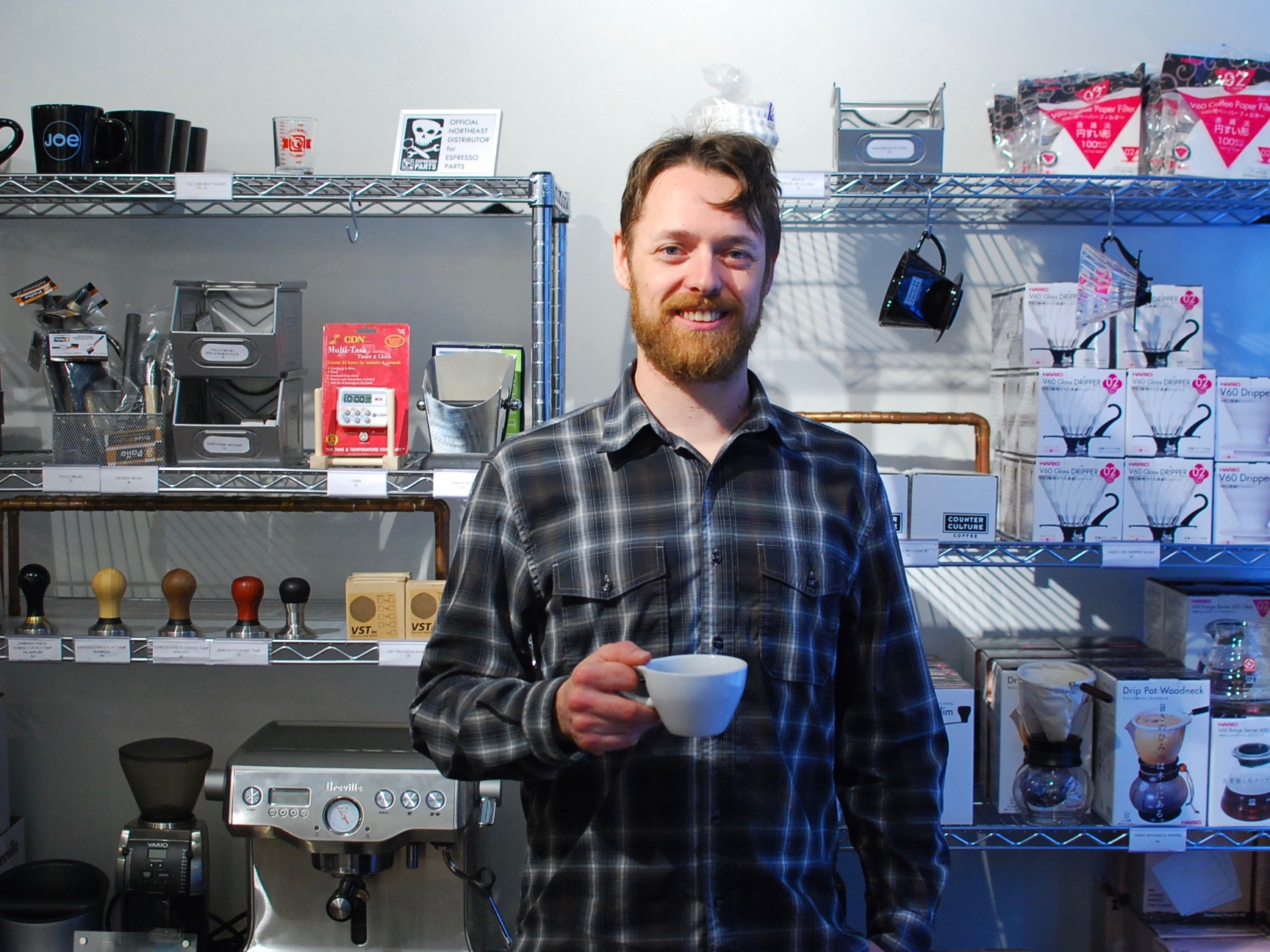 Interview: coffee pro Ed Kaufmann (Joe the Art of Coffee)
