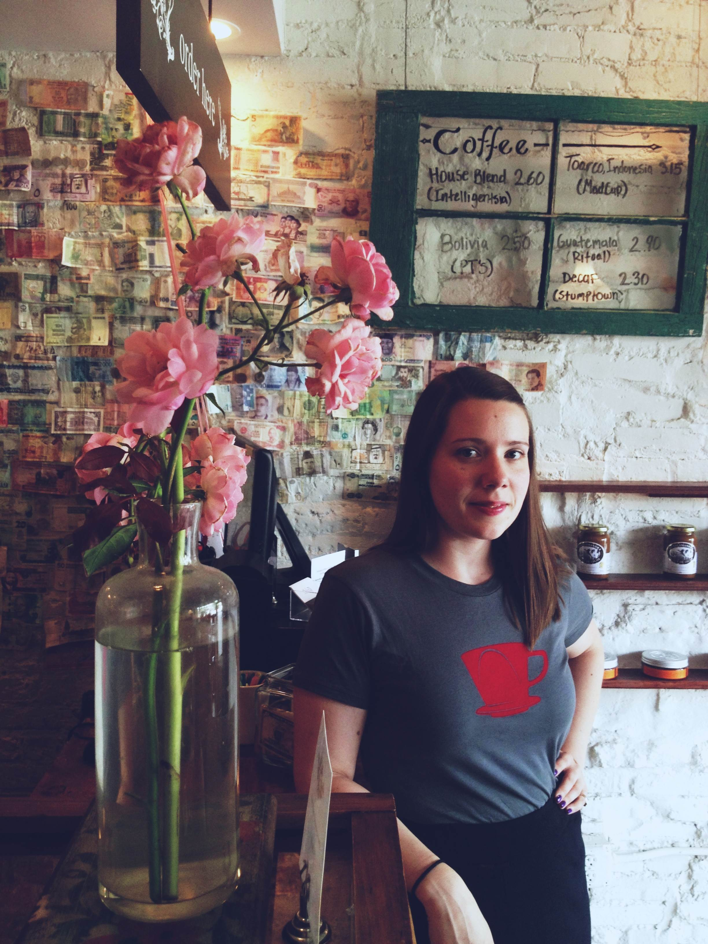 Interview: Amanda Salisbury (Dolcezza Director of Coffee)