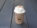 Tierra Mia Coffee Rice & Beans Frappe (Drink of the Week)